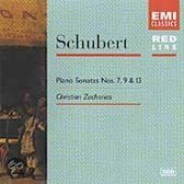 Schubert: Piano Sonatas Nos 7, 9 & 13 / Christian Zacharias