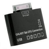 Connection kit voor Samsung Galaxy tab SD & USB