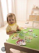 6 eerste puzzels – Lilli's wereld