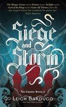 Omslag van 'The Grisha: Siege and Storm'
