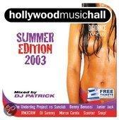 Hollywood Music Hall - Summer Ediition 2003