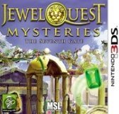 Jewel Quest Mysteries 3 - The Seventh Gate - 2DS + 3DS