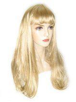 Pruik Trendy Valley lang Blond