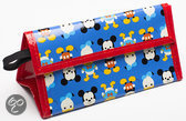 Zak!Designs Mickey Big Face Lunchtas - Rood