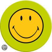 Zak! Designs Smiley Dinerbord - Ø 25 cm - Set van 6 stuks - Groen