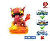 Skylanders Giants: Hot Dog