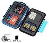 Card case waterproof voor CF SD memory card- MC 2