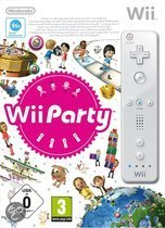 Nintendo Wii Party + Wii Remote Wit