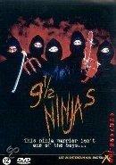 9 1/2 Ninja's (dvd)