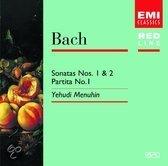 Bach: Sonatas nos 1 & 2, Partita no 1 / Yehudi Menuhin