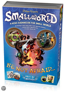 Small World - Uitbreiding Be Not Afraid