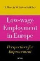 Low-wage Employment in Europe: Perspectives for Improvement
