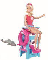 Barbie Ik Ben Een... Strandwacht - Barbie pop