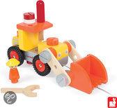 Janod Trekfiguur bulldozer