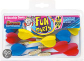 Harrows Fun Brass Steeltip - Multi - Dartpijlen
