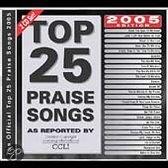 Top 25 Praise Songs 2005 Edition