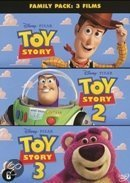 Toy Story Trilogy Pack