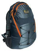 Active Leisure Bulb - Backpack - 28 Liter - Silver Grey/Charcoal