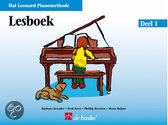 Hal Leonard Pianomethode - Lesboek Deel 1