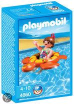 Playmobil Meisje met Zwemband - 4860