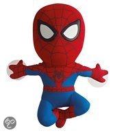 Spiderman lichtgevend knuffeltje