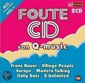 De Foute Cd Van Q Music Vol. 1