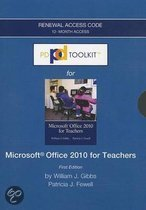 PDToolKit - 12-month Extension Standalone Access Card (CS Only) - for Microsoft Office 2010 for Teachers