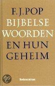 Bijbelse woorden en hun geheimen