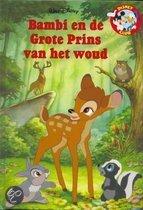 Disney Boekenclub : Bambi en de grote prins van het woud