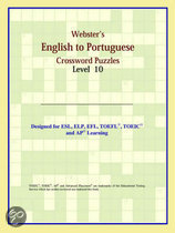 Webster's English To Portuguese Crossword Puzzles: Level 10