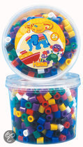 Hama Strijkkralen Maxi Beads in Tub