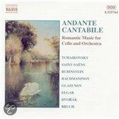 Andante Cantabile Romantic Music for Cello and Orchestra