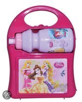 Disney Princess hardcover lunchset broodtrommel en sportfles