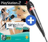 Singstar Pop Hits & 2 Microfoons
