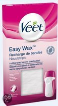 Veet Easy Wax - 24 stuks - Wax Strips