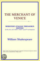 The Merchant Of Venice (Webster's Italia