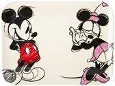 Zak!Designs Disney Minnie & Mickey Dienblad - 30 x 40 cm - Kunststof