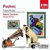 Jacques Fevrier / Tacchino, G - Poulenc Piano Music