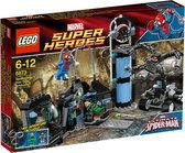 LEGO Super Heroes Spider-Man's Doc Ock Hinderlaag - 6873