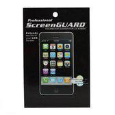 Screenguard Screenprotector voor iPhone 5 - Clear