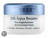 Marbert 24h Aqua Booster - Normal-mixed Skin - Moisturizing Creme