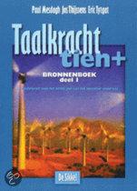 Taalkracht tien+ 1 - bronnenboek
