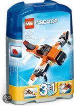LEGO Mini Vliegtuig - 5762