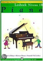 Alfred's Basic Piano Library Lesboek Niveau 1B (Nederlandse Editie)