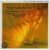 Richter: Flute Concertos, Oboe Concerto in F / Dohn, et al