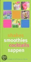 Shakes, Smoothies, Cocktails, Sappen