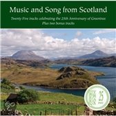 Music & Song From Scotland. 25 Year