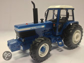 Britains Ford Tw30 - Tractor