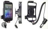 Brodit Actieve Draaibare Houder met Sigaretten Plug voor de HTC Sensation