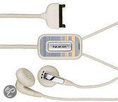 Nokia Fashion stereohoofdtelefoon HS-31 - Wit